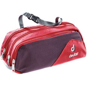 Deuter Wash Bag Tour II Bagage ordening rood/violet
